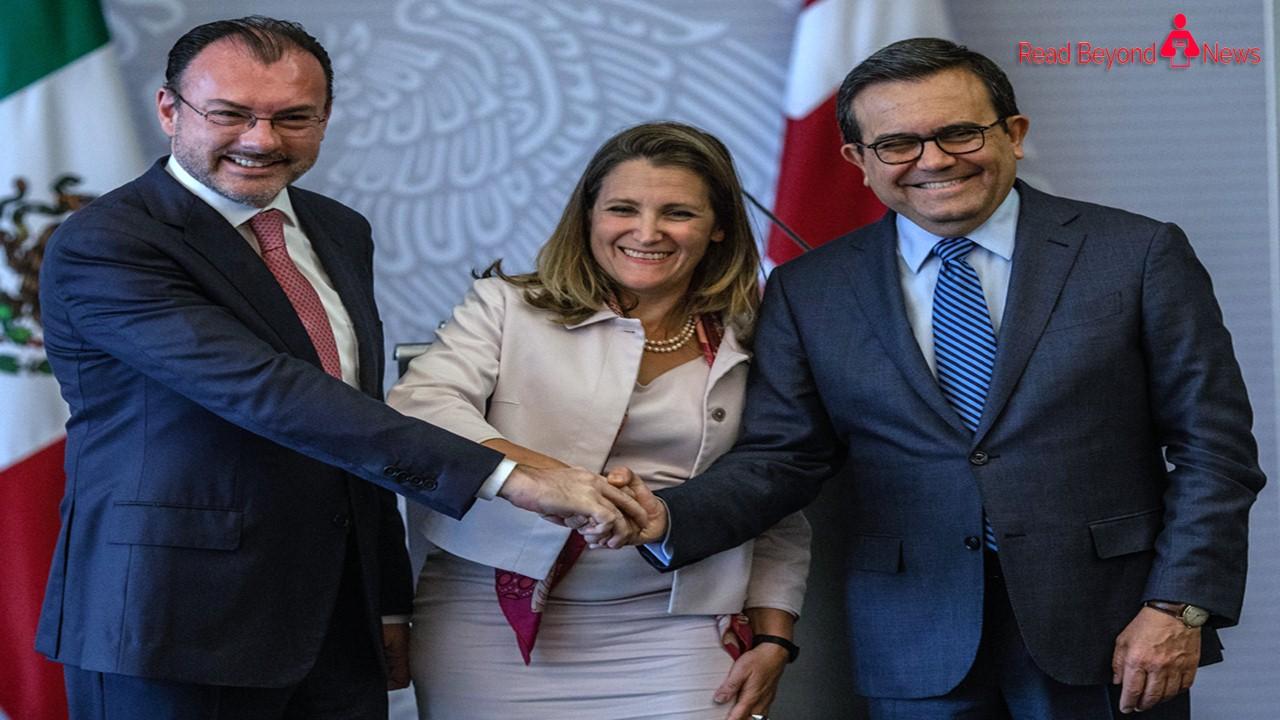 Canada rejoins NAFTA