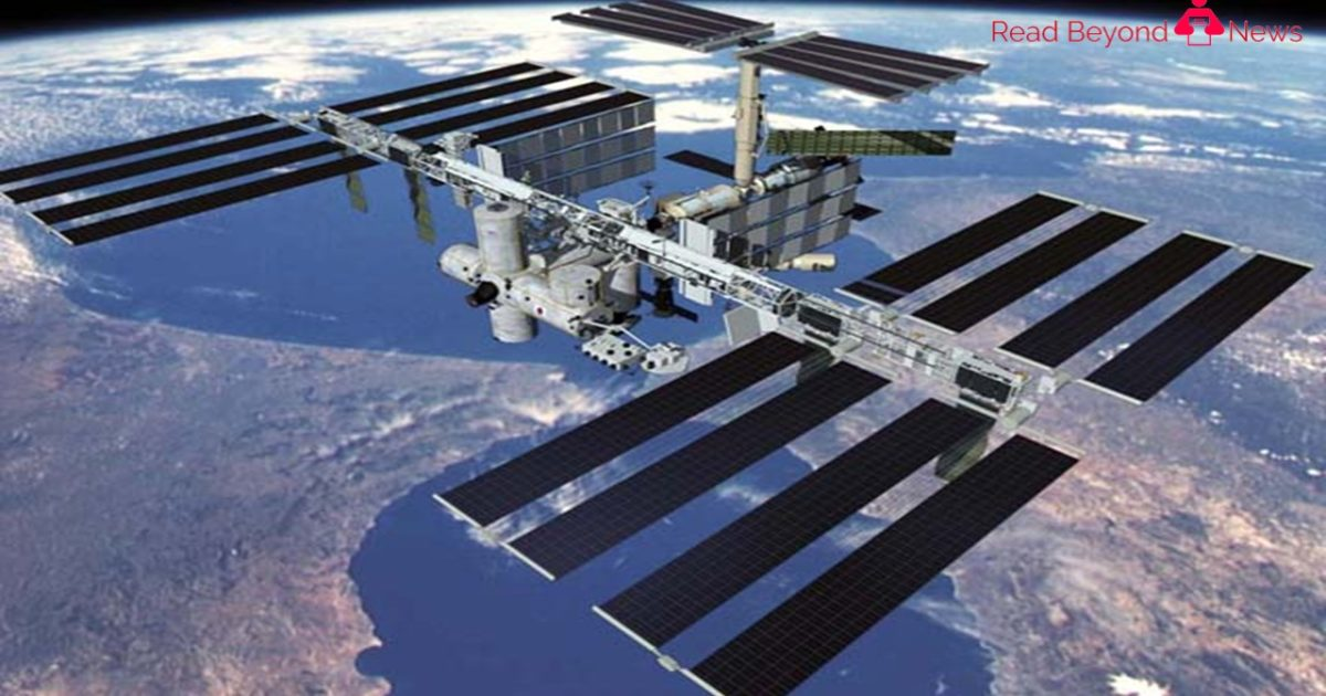 Astronaut plugged leak in ISS