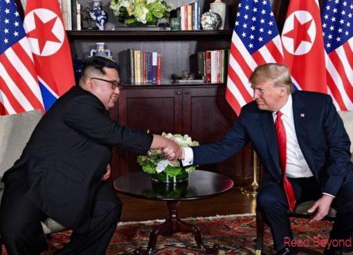 Kim Jong Un's letter to Trump